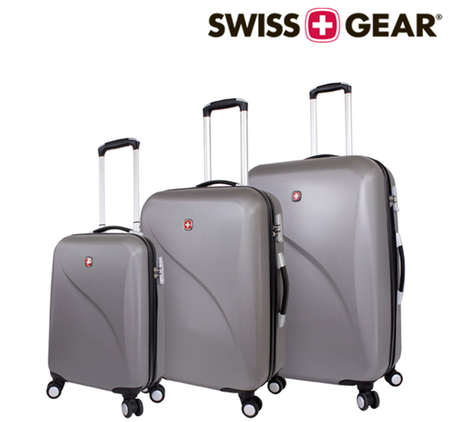 3fbc1252 Новая коллекция высококачественных чемоданов SWISSGEAR
