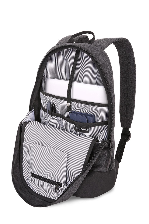 Купить черный городской рюкзак Рюкзак WENGER 5319424422 с