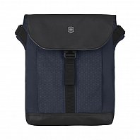 Сумка наплечная VICTORINOX 606752 Flapover Digital Bag синяя 7 л