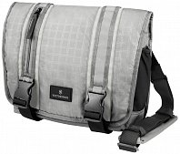 Сумка наплечная VICTORINOX 32388504 Laptop Messenger серая 14л
