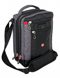 Сумка WENGER VERTICAL BOARDING BAG 1092238  + Видеообзор