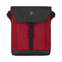 Сумка наплечная VICTORINOX 606753 Flapover Digital Bag красная 7 л
